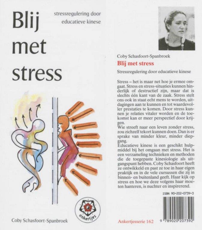 Coby blij met stress